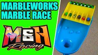 Marbleworks Marble Race! (Race 64)