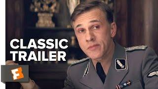 Inglourious Basterds Official Trailer #3 - Brad Pitt Movie (2009) HD