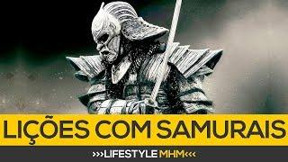 🔴 5 Lições de vida com os Samurais (para usar HOJE EM DIA) 🔴