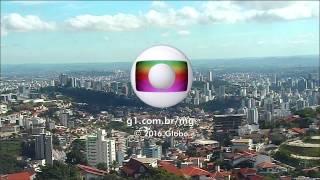HD| Final do Bom Dia Minas + Início do Integração Notícia - 25/10/2016