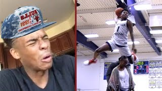 Jaylen Hands REACTS TO HIS SENIOR MIXTAPE & GOES FULL OSN!!!! HILARIOUS!