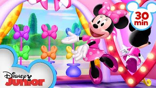 Bow-Toons Adventures for 30 Minutes! | Compilation Part 2 | Minnie