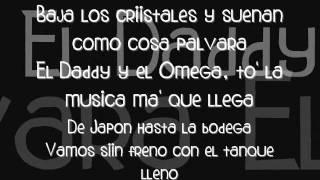 ► Daddy Yankee Ft. Omega el fuerte - Estrellita de madrugada ♪