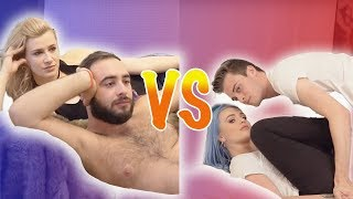 When Couples Compete!