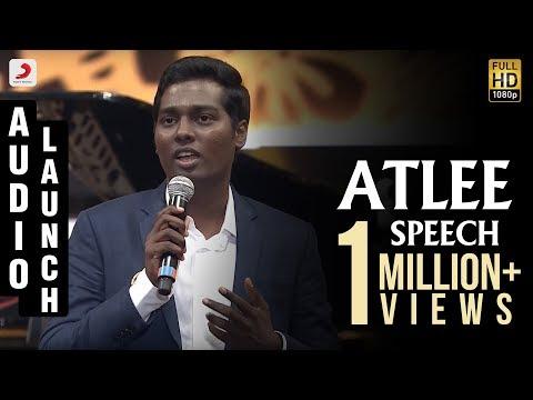 Xxx Mp4 Mersal Audio Launch Atlee Speech Vijay A R Rahman Samantha Kajal Nithya Menen 3gp Sex