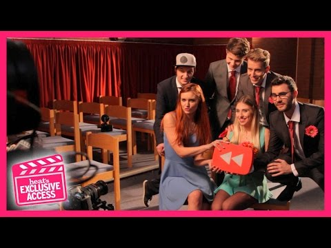 YouTube Rewind: Now Watch Me 2015 - BEHIND THE SCENES - EPIC!!