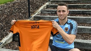 Diogo Jota Signs For Wolves On Loan