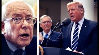 Bernie Sanders Exposes the Corruption Behind GOP's Tax Reform Push