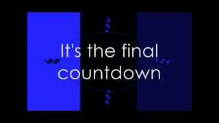 Europe - The Final Countdown (with lyrics).mp4