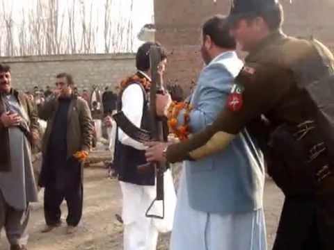 Firing in peshawar at wedding Jun 24 2013