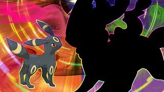 MEGA UMBREON REVEALED!!