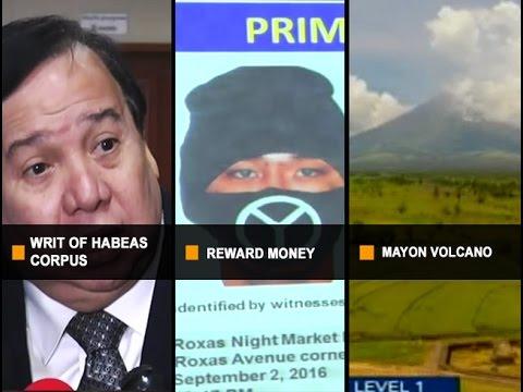 UNTV News & Rescue HATAW BALITA Full Episode September 9 2016