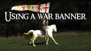 Knight Extras Part 7: Medieval Battle Banner