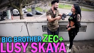 Lusy Skaya: Verarscht Big Brother die Zuschauer? Was geht mit Zec+? (Interview) | RoozWorld
