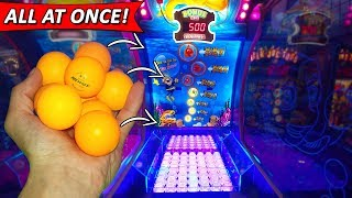 Arcade Science - Experiment to WIN a JACKPOT