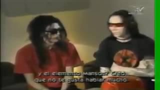 Entrevista a Marilyn manson y Twiggy Ramírez
