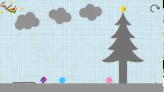 I cleared Winter Holiday Event's stage 46 on Brain Dots! http://braindotsapp.com #BrainDots #...