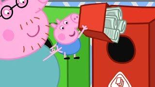 Peppa Pig Italiano ⭐ Riciclando ⭐ Collezione Italiano - Cartoni Animati