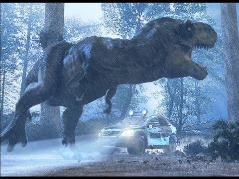 Jurassic Park 4 (2017) - Jurassic