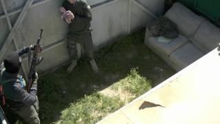 DesertFox Fields MOUT Apr. 10, 2011 Hostage game
