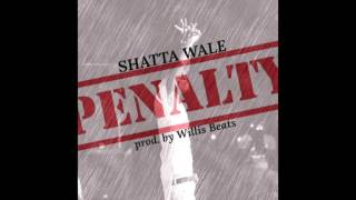 Shatta Wale - Penalty (Audio Slide)
