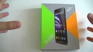Wiko Slide - déballage | par Top-For-Phone.fr