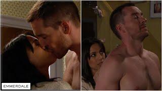 Emmerdale - Pete and Priya's affair begins (HD)