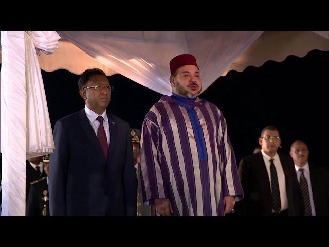 Le Roi Mohammed VI entre visite officielle et pèlerinage à Madagascar