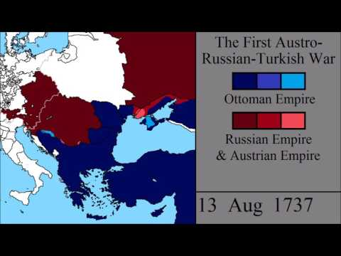 The First Austro-Russian-Turkish War: Every Fortnight