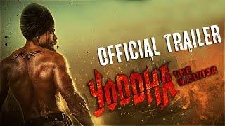 Yoddha - The Warrior | Official Trailer | Kuljinder Singh Sidhu | Releasing on 31st October