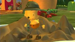 Rolie Polie Olie - Our Two Dads / What to Be / Magno-Men - Ep.12
