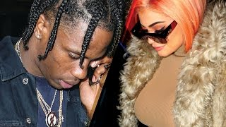 "Kylie Jenner & Travis Scott Were ""All OVER Each Other"" at Texas Mall"