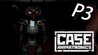 CASE: Animatronics《午夜档案:动物机器人》Part 3 : 電話背后的人是...