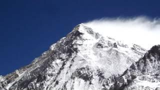 Монгол Everest 2012 part 2 5, short break on the Lhotze wall