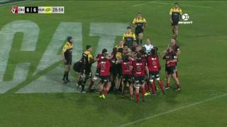 2017 Super Rugby Round 12: Crusaders v Hurricanes