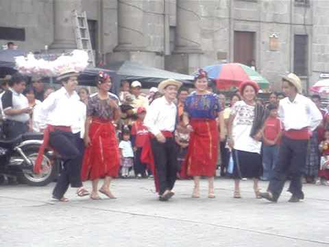Baile Folklorico de Quetzaltenango El Robo de la Novia