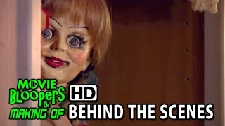 Annabelle (2014) Making of & Behind the Scenes + Movie Facts