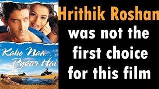 Best Unknown Facts | Kaho na Pyaar hai | Hrithik Roshan