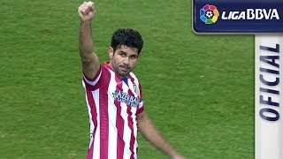 Resumen de Atlético de Madrid (4-0) Real Sociedad - HD - Highlights