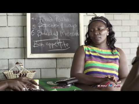 WARM BEER WITH ICE!? By Kansiime Anne  [ Skit ]