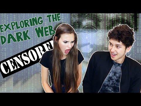EXPLORING THE DEEP DARK WEB w/