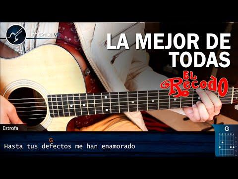 Xxx Mp4 Como Tocar La Mejor De Todas En Guitarra Banda El Recodo Tutorial Acordes Christianvib 3gp Sex