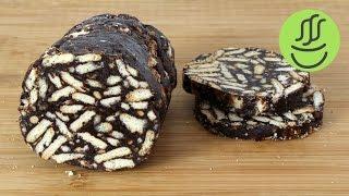 Mozaik Pasta Tarifi - Bisküvili Pasta Nasıl Yapılır - Kolay Mozaik Pastası