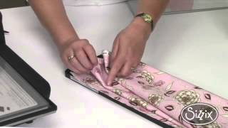 Cutting strips with your Sizzix Big Shot or Big Shot PRO