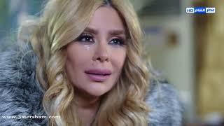 اجمل مشاهد الغريب ـ موظفة تغضب من مديرها وتصفعه ـ ميرنا شلفون ـ زهير رمضان