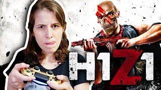 H1Z1 AO VIVO: NOOBANDO COM A GALERA 🔫 (PS4 PRO)