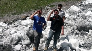 (08-07-2018)Treckking To Gappa Glacier || Glaciers In Nagar- Pakistan || Part 2