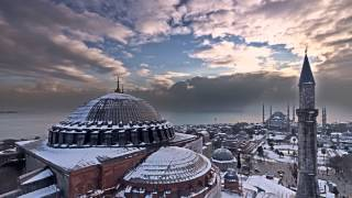 Turkish Airlines: 5 Centuries Later 4 Seasons in Istanbul from Sinan