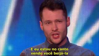Calum Scott Audition Britain 39 s Got Talent 2015 Legendado PT BR