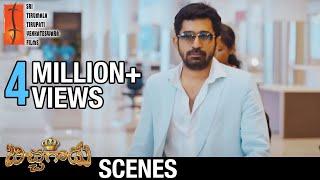 Vijay Antony Takes Up New Challenges | Bichagadu Movie Scenes | Santa Titus | Sasi | STTV Films